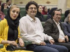 کارگاه آموزشی ففن بیان در اصفهان با حضور استاد خسرو تاج